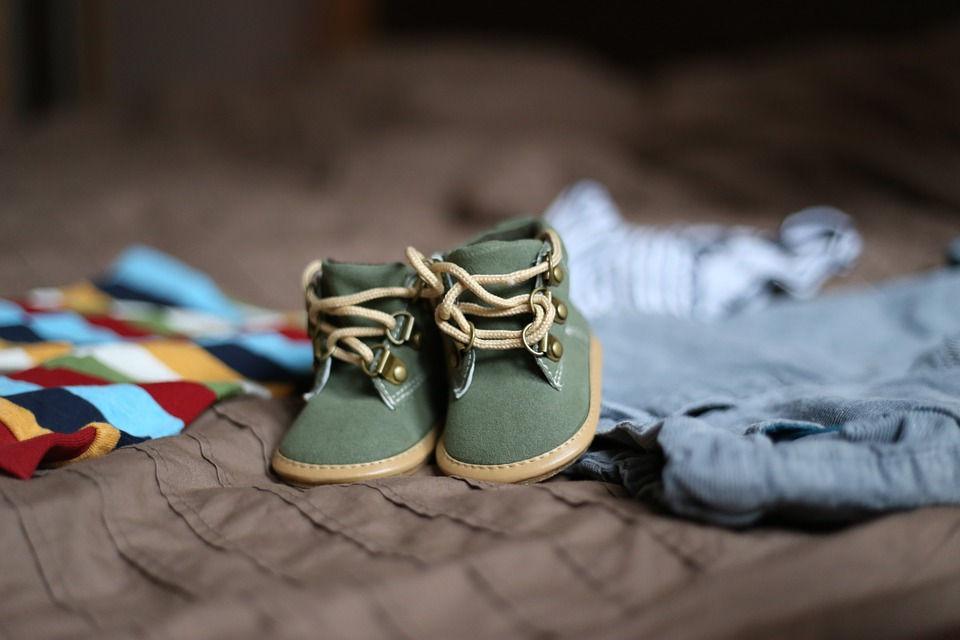 Kinderschoenen kopen